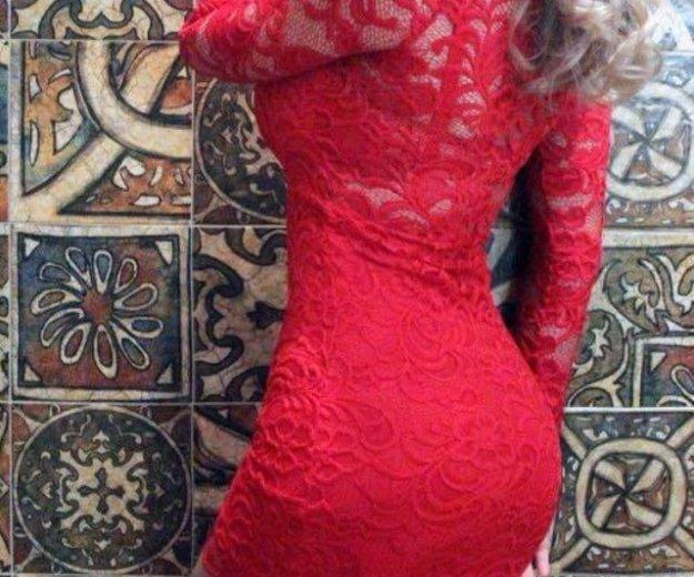 Кружевное платье. Фото 1. Москва.