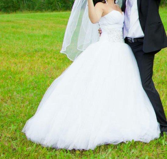 Свадебное платье. Фото 2. Томск.