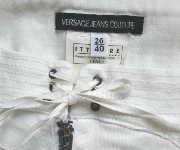 Versace jeans couture 42 бриджи. Фото 1. Санкт-Петербург.