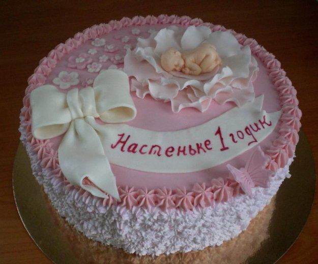 Тортики на заказ домашние. Фото 2. Москва.