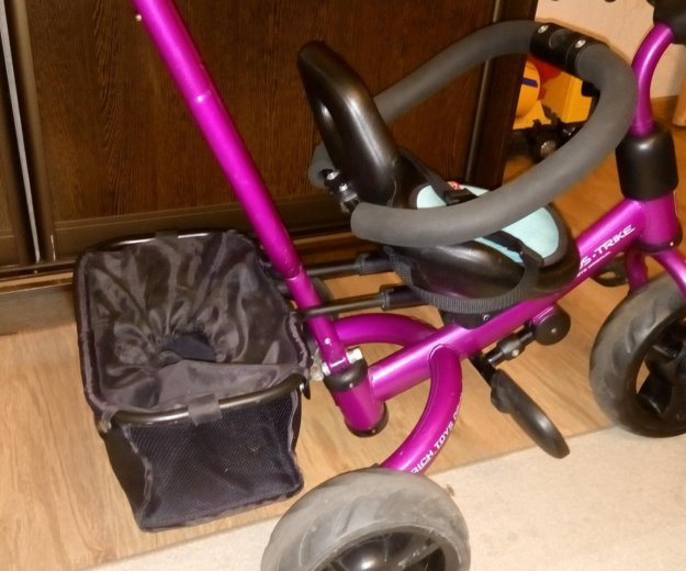 Велосипед lexus trike. Фото 3. Москва.