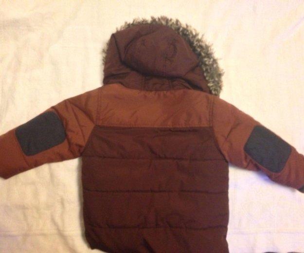 Детская куртка next 1,5-2 года. Фото 2. Санкт-Петербург.