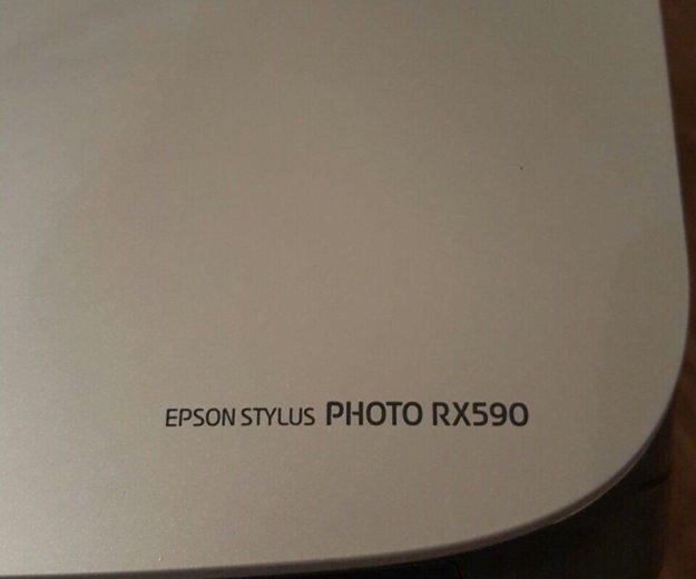 Epson stylus photo rx590. Фото 1. Магнитогорск.