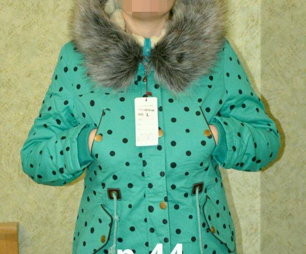 Новые женские зимние куртки парки. Фото 1. Пенза.