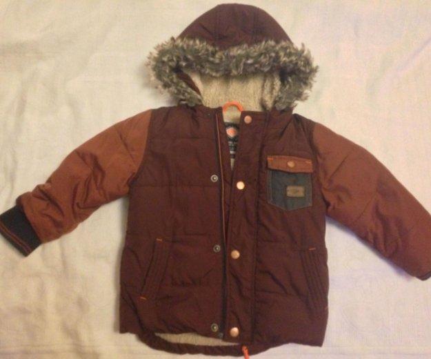 Детская куртка next 1,5-2 года. Фото 3. Санкт-Петербург.