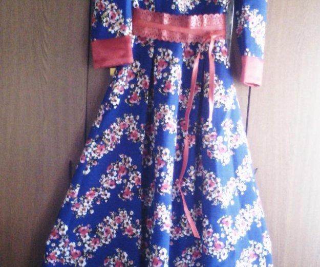 Платье. Фото 1. Верхняя Тура.