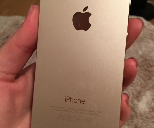 Iphone 5s, gold, 16 gb. Фото 2. Ростов-на-Дону.