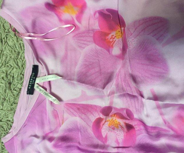 Блуза reserved. Фото 2. Лобня.