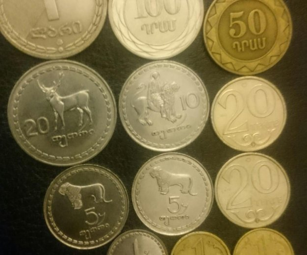 Монеты стран снг. Фото 2. Санкт-Петербург.