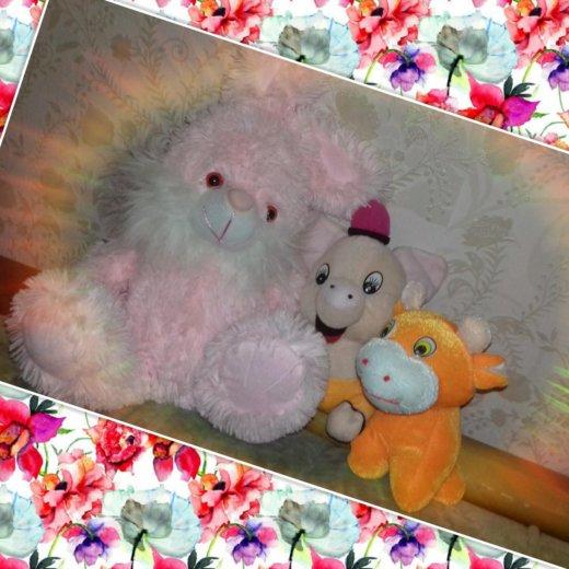 Мягкие игрушки. Фото 1. Нижний Новгород.