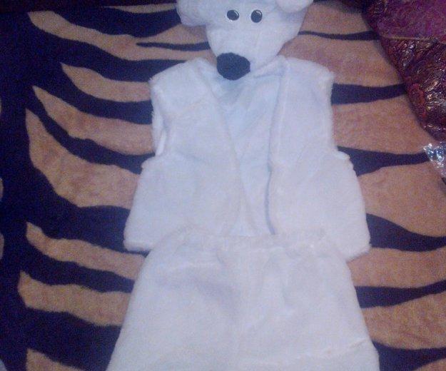 Новый костюм медведя. Фото 1. Тюмень.