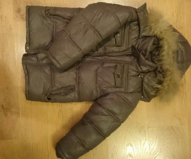 Куртка теплая. Фото 4. Новороссийск.