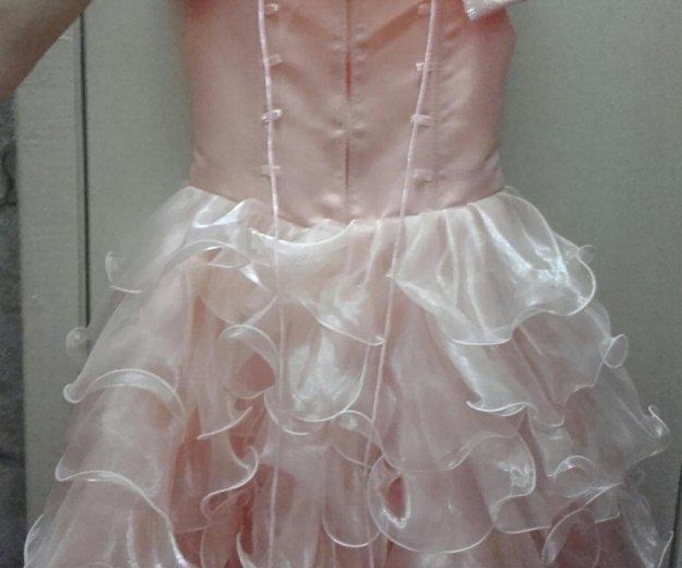 Платье детское. Фото 2. Новочебоксарск.