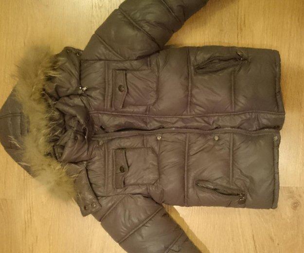 Куртка теплая. Фото 1. Новороссийск.