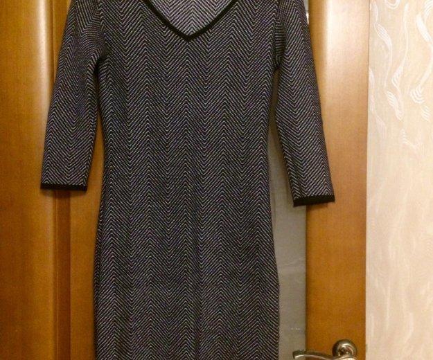 Шерстяное платье ( тёплое ). Фото 1. Яблоновский.