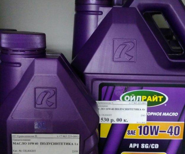 Продам масло 10w40 полусинтетическое. Фото 1. Жуковский.