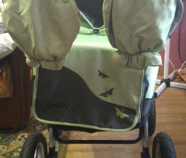 Продам коляску geoby c705. Фото 4. Дзержинск.
