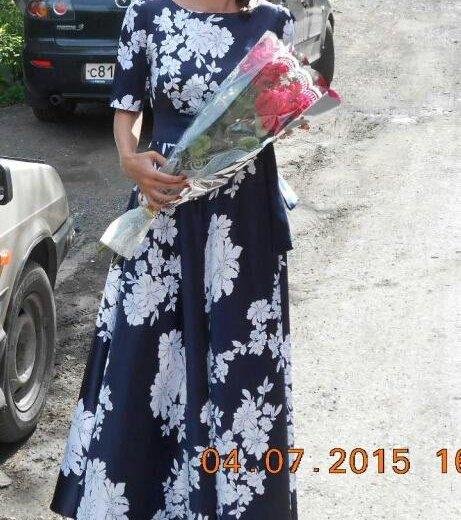 Шикарное платье. Фото 1. Прокопьевск.