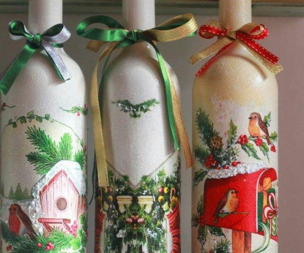 Красивое шампанское в подарок на новый год!. Фото 2. Северск.