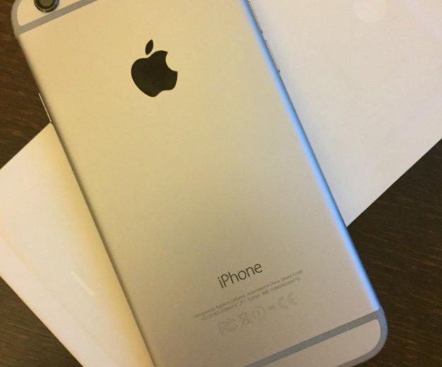 Iphone 6, 64 gb. Фото 1. Краснодар.