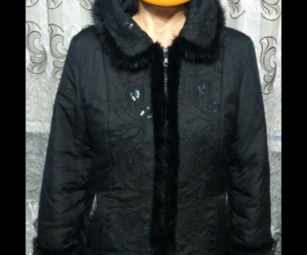 Куртка зима. Фото 2. Осинники.