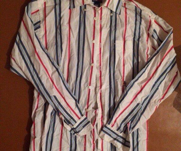 Рубашка tommy hilfiger. Фото 1. Ярославль.