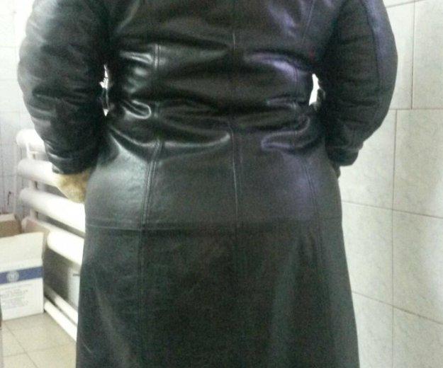 Дублёнка пальто. Фото 1. Курск.