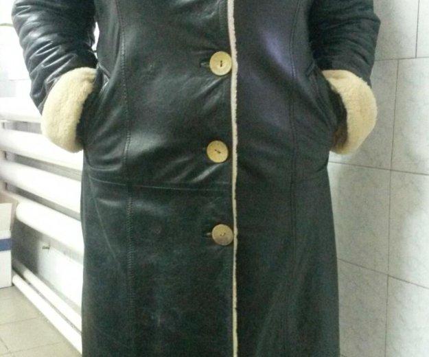 Дублёнка пальто. Фото 2. Курск.