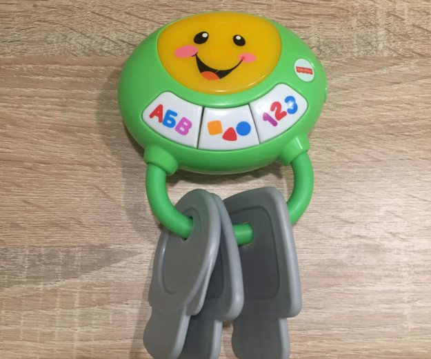 Ключики fisher price. Фото 1. Москва.
