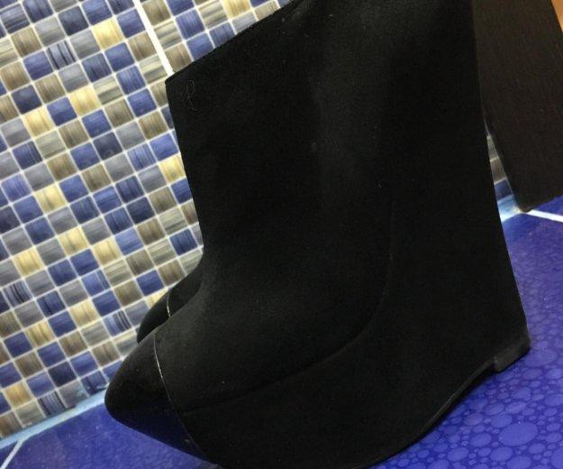 Ботинки на платформе. Фото 1. Санкт-Петербург.