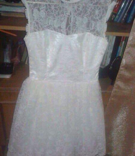 Платье на выпускной. Фото 1. Симферополь.