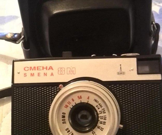 Фотоаппарат smena 8m тел 89779543845. Фото 2. Москва.
