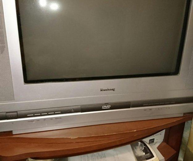 Телевизор видео двойка. Фото 1. Москва.