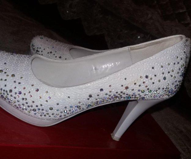 Свадебные туфли. Фото 2. Калининград.