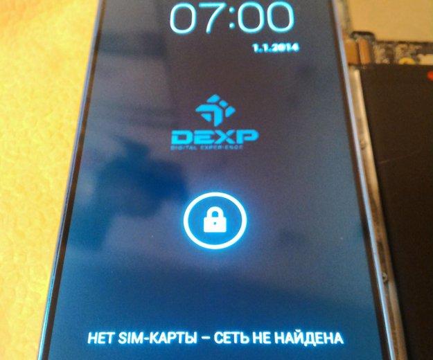 Dexp ixion e5 дисплей. Фото 1. Красноярск.