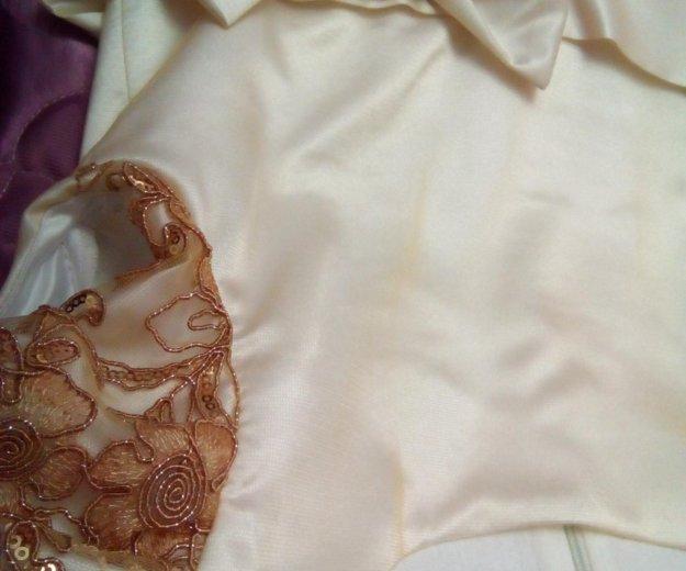 Платье для торжества на 8-11 лет. Фото 3. Тюмень.