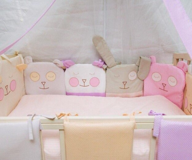 Комплект детского постельного белья. Фото 1. Нефтеюганск.