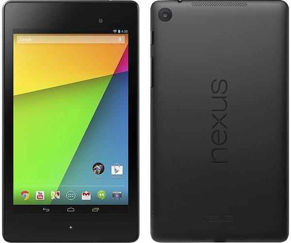 Asus google new nexus 7 32gb 3g/lte black. Фото 1. Самара.