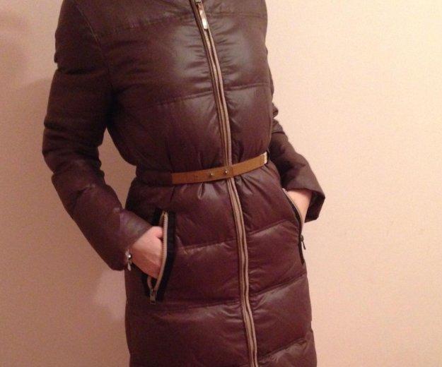 Дутое пальто. Фото 1. Краснодар.