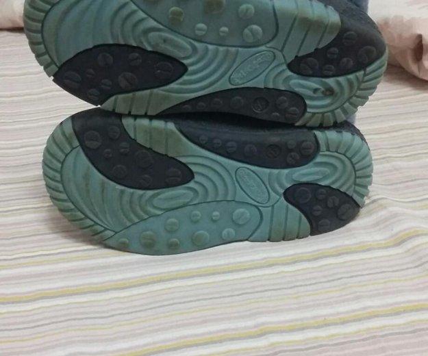 Ботинки из натуральной кожи. Фото 2. Ижевск.
