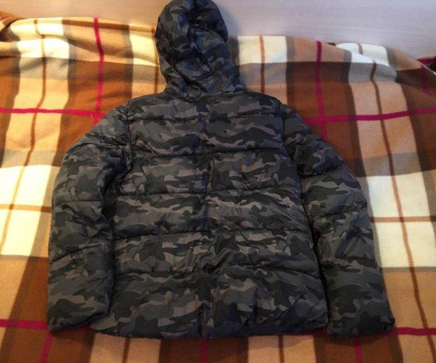 Куртка пуховик kiabi для мальчика 10-12 лет. Фото 4. Москва.