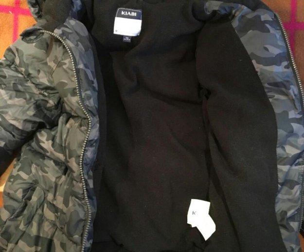Куртка пуховик kiabi для мальчика 10-12 лет. Фото 3. Москва.