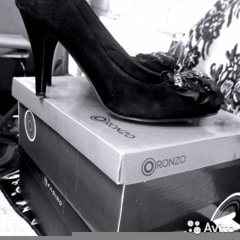 Туфли замшевые. Фото 2. Астрахань.