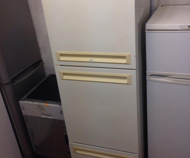 Холодильник 3х камерный stinol no-frost. доставка. Фото 1. Санкт-Петербург.