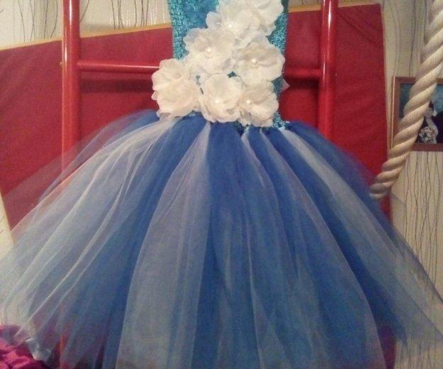 Платье туту из фатина. Фото 2. Тюмень.