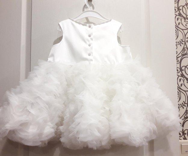 Платье нарядное детское. Фото 2. Краснодар.