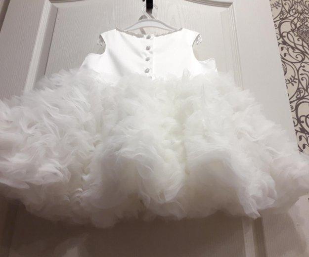 Платье нарядное детское. Фото 3. Краснодар.
