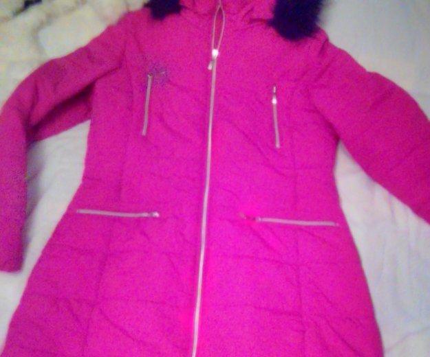 Куртка зимняя с шапкой ушанкой. Фото 1.