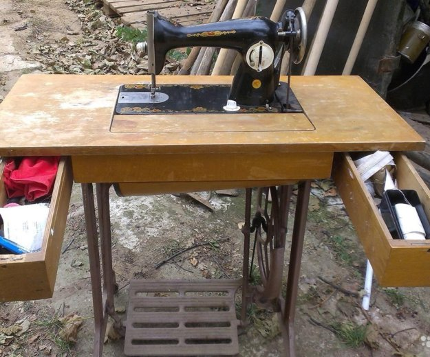 Швейная машинка пмз. Фото 2. Знаменск.