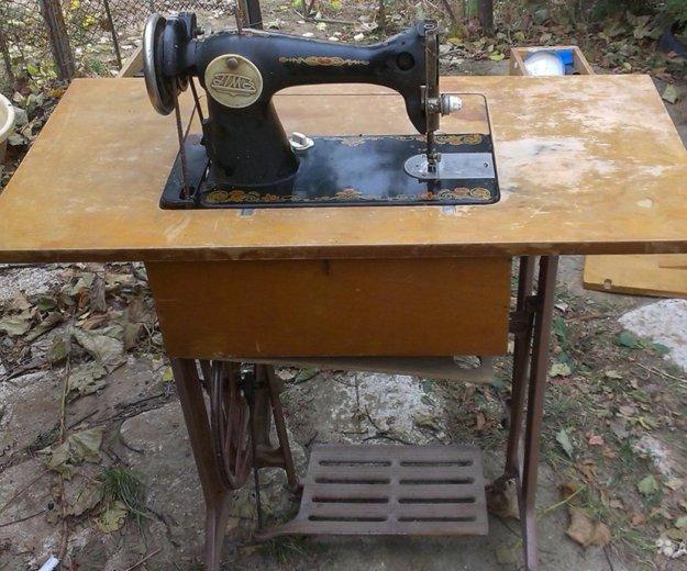 Швейная машинка пмз. Фото 3. Знаменск.